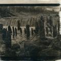 Руины мельницы в Маньковичах