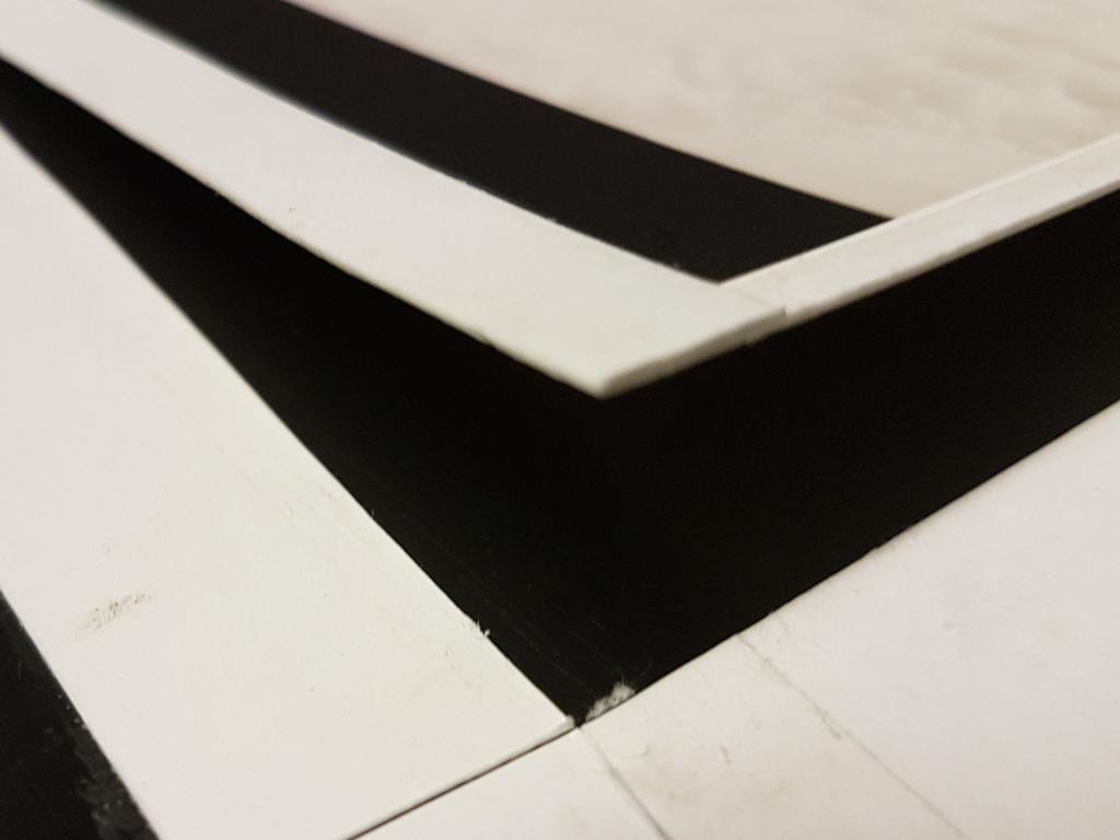 Сушка баритовой бумаги