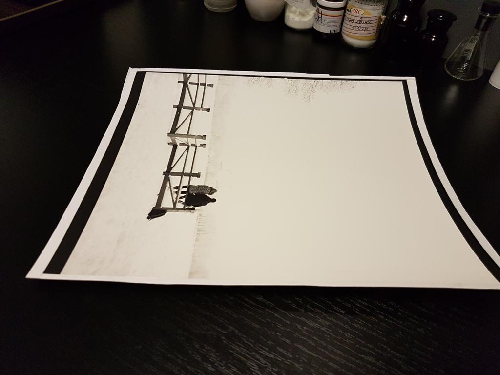 Баритовая бумага что это