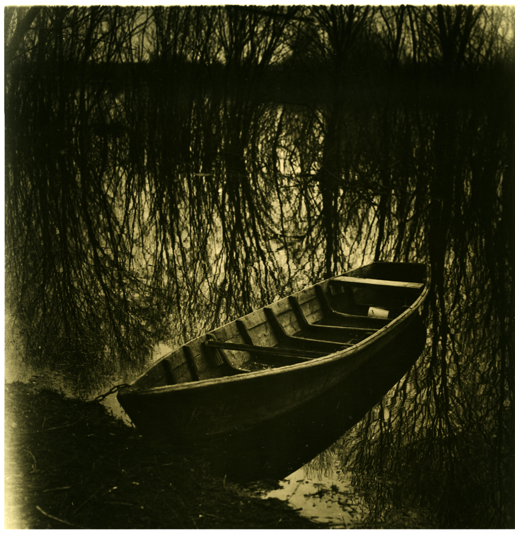 Лодка. Лит-печать фотографии