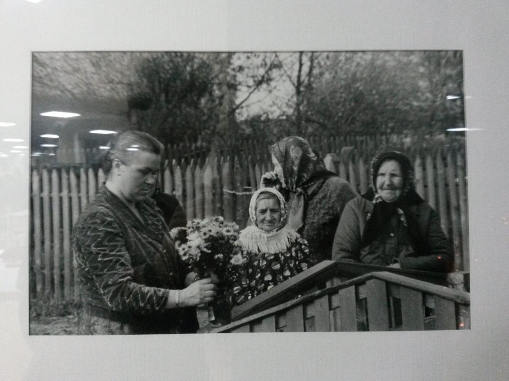 Выставка Владимира Мелешенко Памiж берагоý