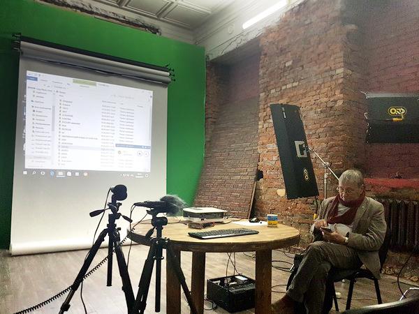 Юрий Иванов: творческая встреча с фотографом