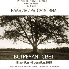 Выставка Владимира Сутягина «Встречая свет»