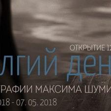 Выставка Максима Шумилина «Долгий день»
